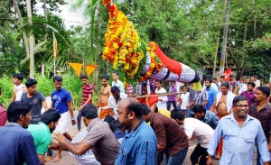 Kadalundi vavulsavam on Thursday
